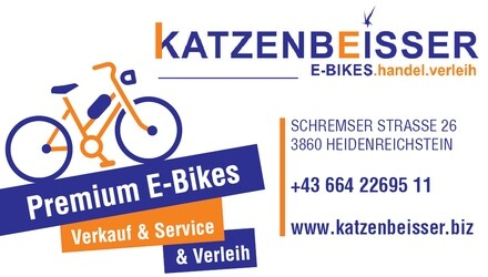 KATZENBEISSER E-Bikes Online-Shop