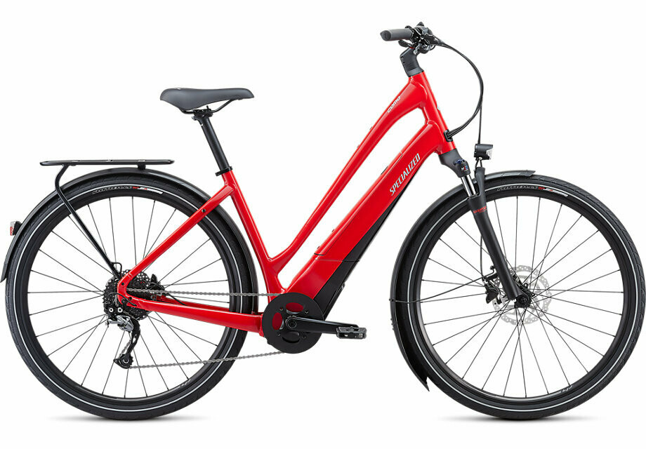 Specialized Turbo Como 3.0 700C - Low-Entry | Flo Red