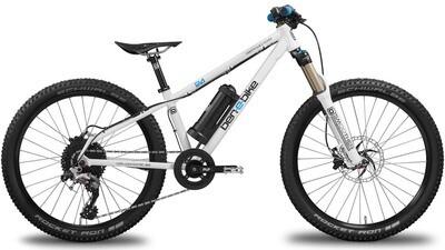 TWENTYFOUR E-Power PRO das super leichte 24 Zoll Kinder E-Bike