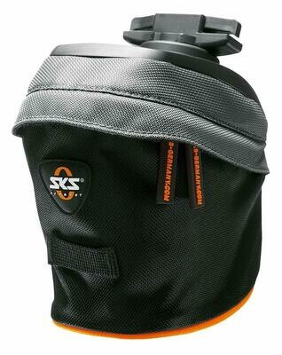 Zadeltas SKS Race Bag Zwart/Grijs 0.8 Liter