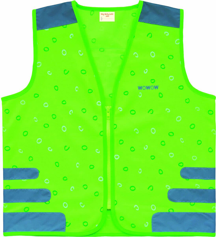 VEST WW NUTTY REFLECTIE KIND