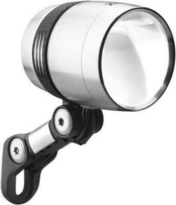 Koplamp Busch & Muller IQ-X Led met Standlicht Zilver of zwart