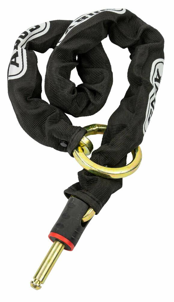 Kettingslot Abus Chain 5950/5850/5650/4960 Insteek 85cm x 8mm Zwart