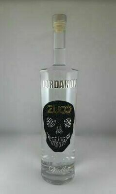 Magnum (1,5L ) - Iordanov Crystal Clear Pearl Face Vodka - Soft drinks - Pipers Chips