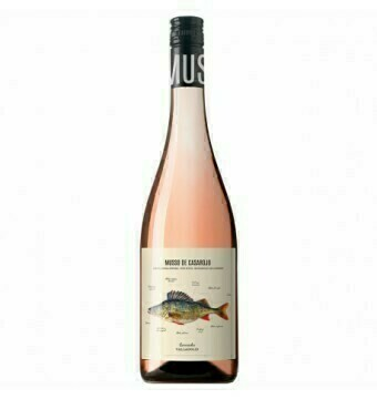 Musso Garnacha Rosado Rosé Wine - Incl Pipers Chips - Exclusieve ZUCO T-shirt twv 25 euro