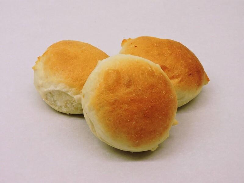 Witte soepbroodjes