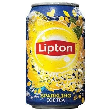 Ice tea 0,33l.
