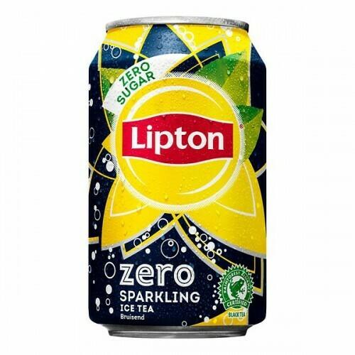 Ice tea zero 0,33l.