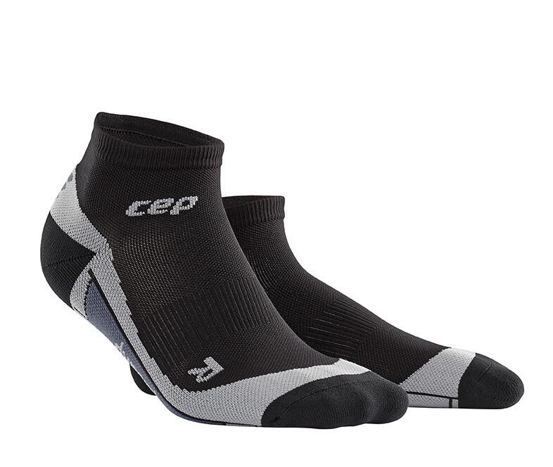 CEP Low Cut Socks Black/grey WP5AV0