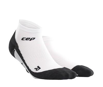 CEP Low Cut Socks White / black WP5A00