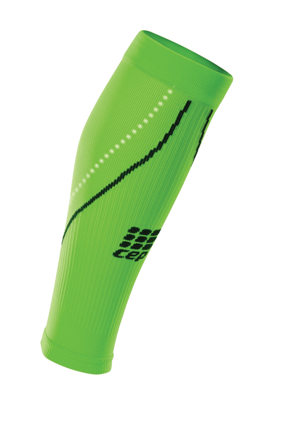 CEP Calf Sleeves Flash green/black WS40Z0