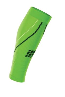 CEP Calf Sleeves Flash green/black WS40Z0