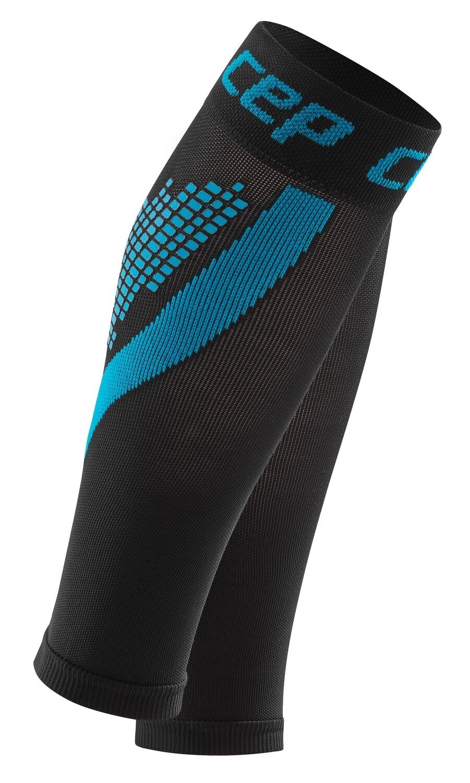 CEP Nighttech Calf sleeves Blue WS4L30