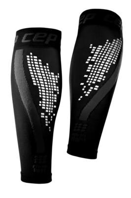 CEP Nighttech Calf sleeves Black WS5LB0