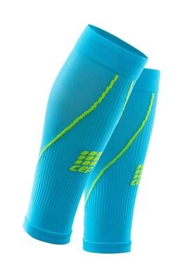 CEP Calf Sleeves Hawaii blue/green WS55H0