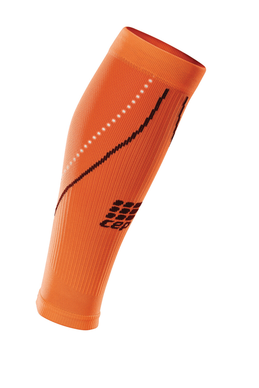 CEP Calf Sleeves Flash orange/black WS50Y0