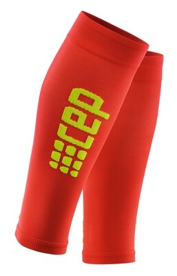 CEP Ultralight Calf Sleeves Red/green WS45MD