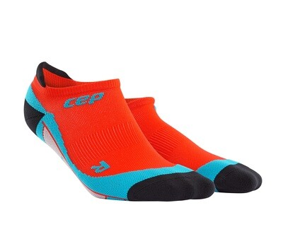 CEP No Show Socks sunset/hawaii blue WP56S0