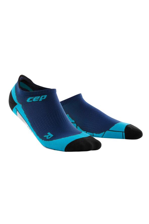 CEP No Show Socks deep ocean/hawaii blue WP56B0