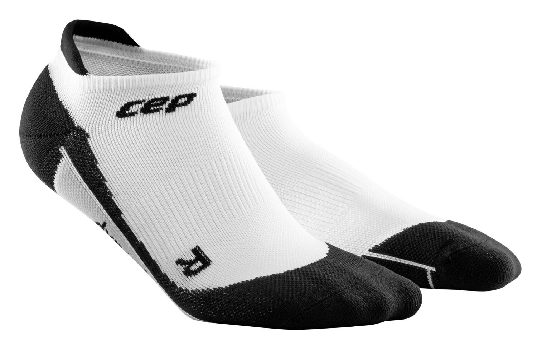 CEP No Show Socks white/black WP46P0