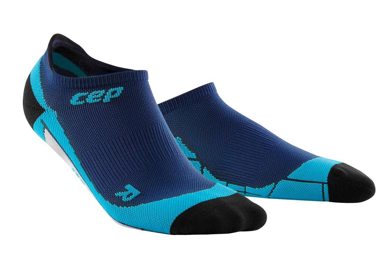 CEP No Show Socks deep ocean/hawaii blue WP46B0