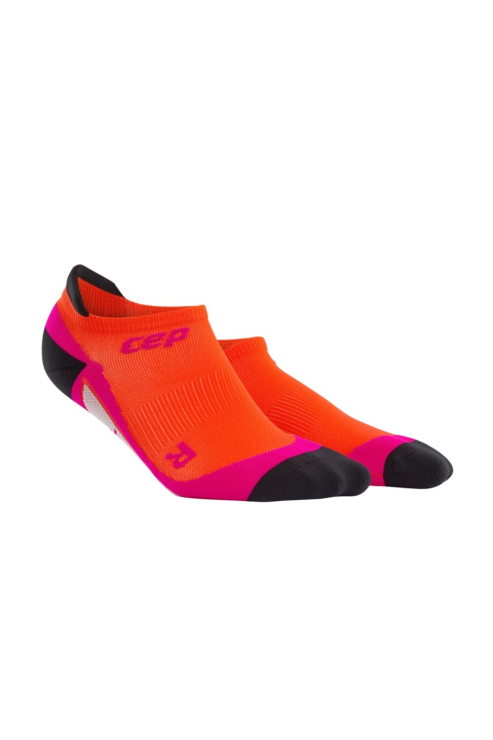 CEP No Show Socks sunset/pink WP4620