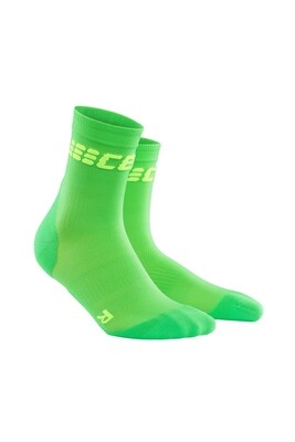 CEP Ultralight Short Socks viper/green WP5BGC