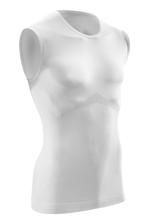 Ultralight Shirt Sleevless White - W56307