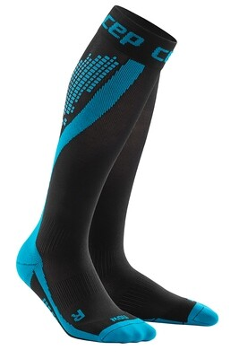 CEP Nighttech Socks Blue WP4L30