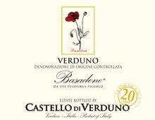 Verduno Doc Basadone, Castello Di Verduno, 2016 Italy, Piemonte