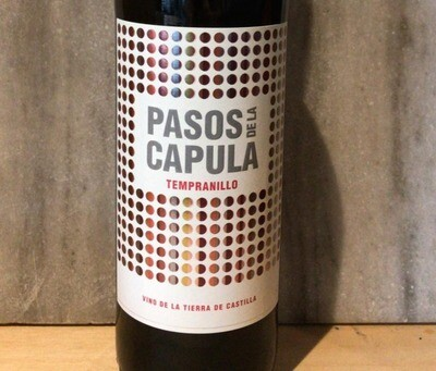 Pasos De La Capsula 2017  Tempranillo  Spain