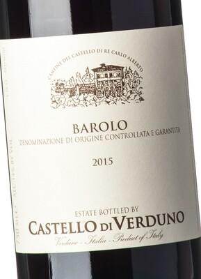 Barolo, Castello Di Verduno, 2014 Italy, Piemonte