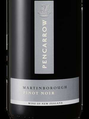 Pencarrow, Pinot Noir, Martinborough, 2017 New Zealand, Martinborough