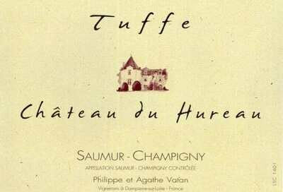 Saumur Champigny, Tuffe, Ch�teau Du Hureau, 2016 France, Loire