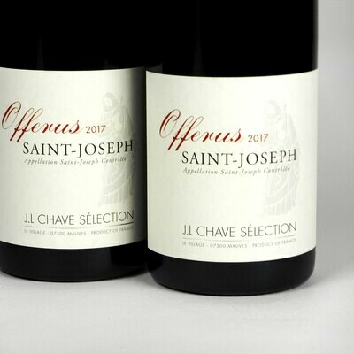 St Joseph, Offerus, Jean-Louis Chave Selection, 2017 France, Rhone
