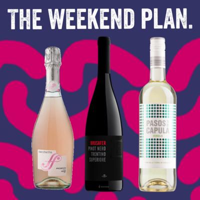 26/27 June: Weekend Getaway Wine Box