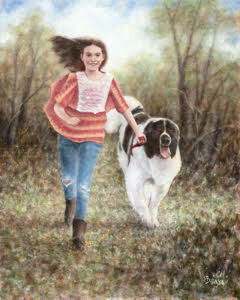 Commissioned Portraiture, call for pricing