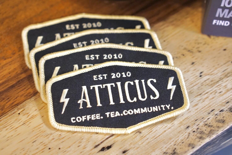 Atticus Patches!!