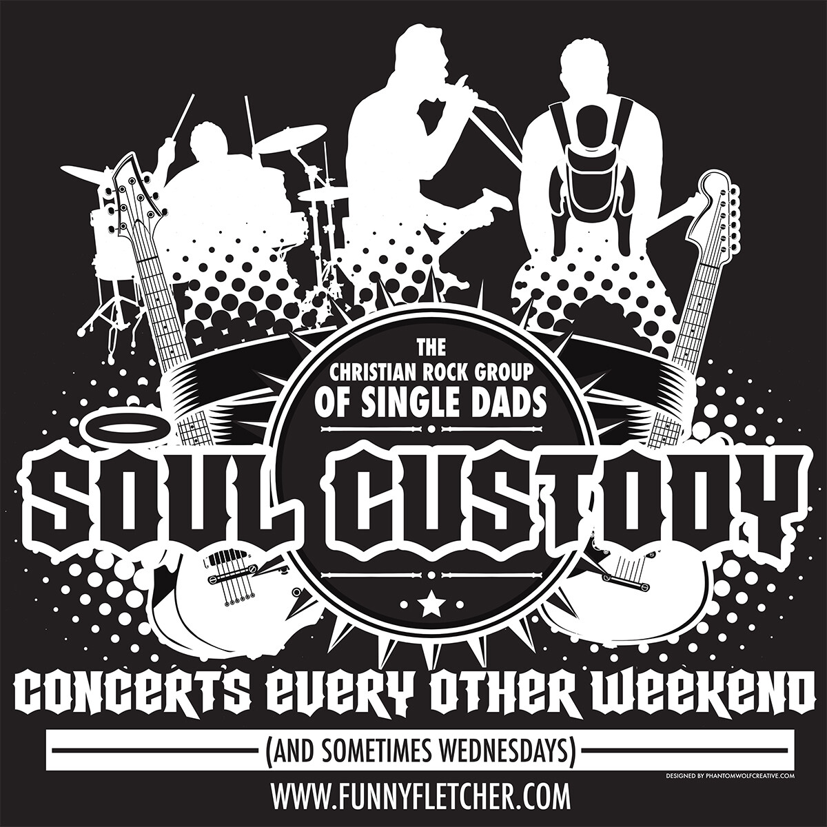 Extra Large Soul Custody T-Shirt