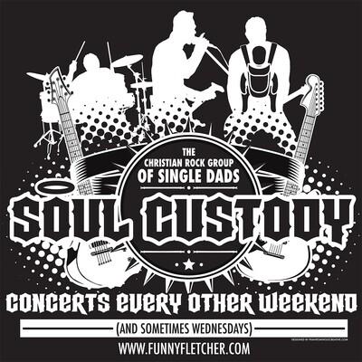 Small Soul Custody T-Shirt