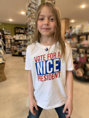Vote For A Nice President