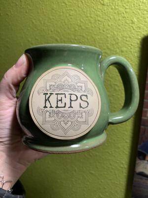 KEPS Pottery Mug