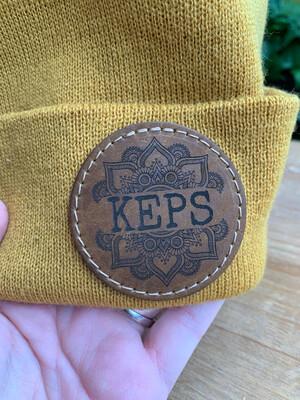 KEPS Stocking Hat Mustard