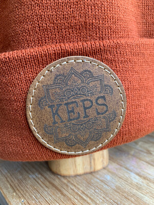 KEPS Stocking Hat Burnt Orange