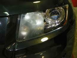 3yr Headlight Restoration Warranty