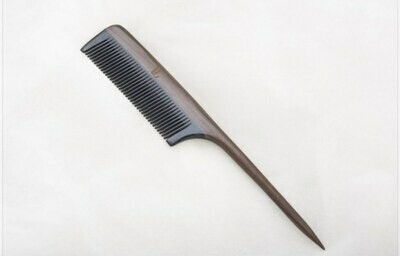 VLSS Wooden Rat-Tail Comb