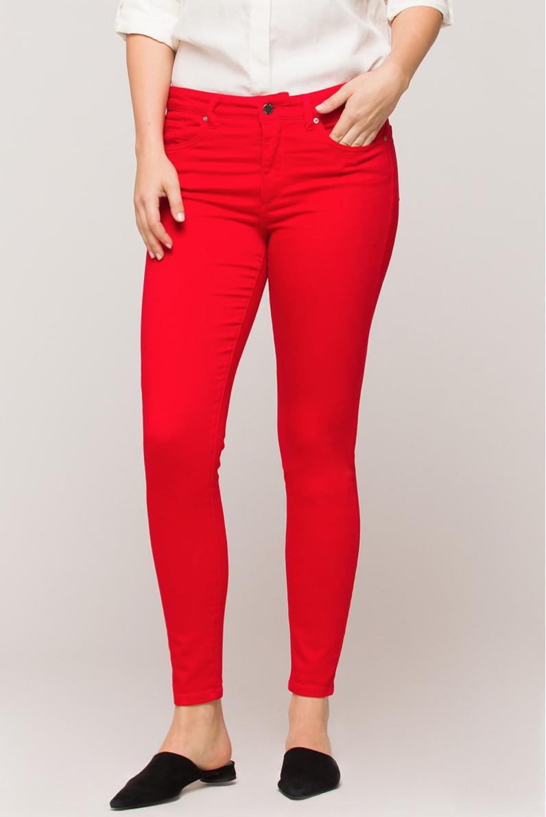 Red Sadie Skinny