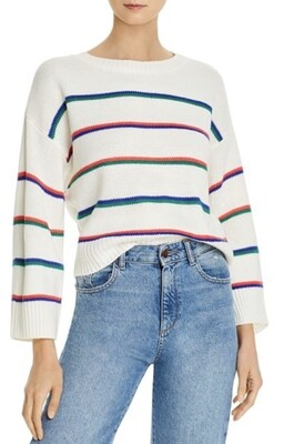 Stripe Hype Sweater