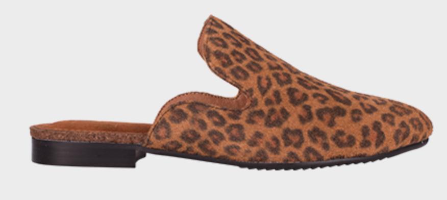 MJ Bravo Tan Leopard