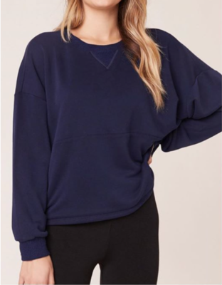 Navy Home Run Sweatshirt